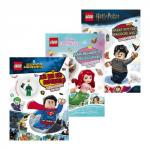 Lego-Comic / Stickerspaß Angebote ab 02.12.2019